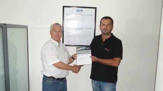 H Quality & Safety Ltd Επίσημη Εταιρία Εκπαίδευσης στην Ελλάδα του Παγκόσμιου Προγράμματος PROFIDRIVE της MAN