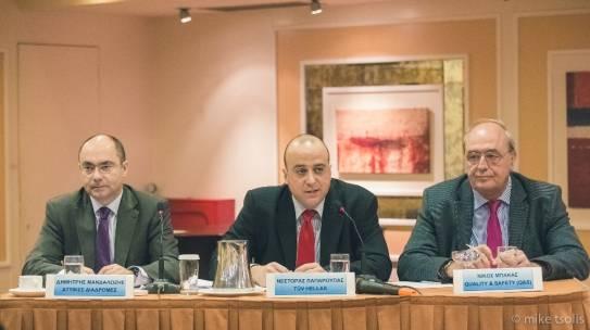 H Quality & Safety στο Panel της ημερίδας για την παρουσίαση του νέου προτύπου Οδικής Ασφάλειας ISO 39001