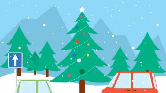 15 συμβουλές για ασφαλή και άνετη οδήγηση και αυτές τις γιορτές