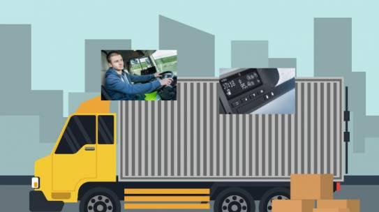 Ευφυής Ταχογράφος: Καθορίζει τη νέα εποχή των μεταφορών